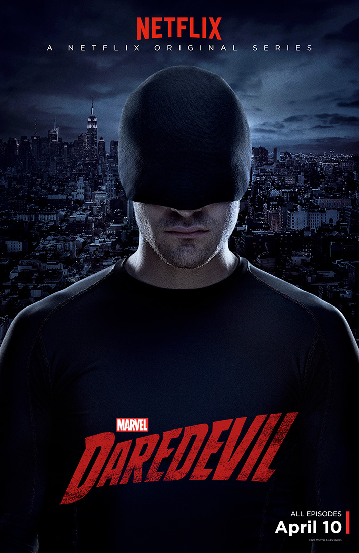 Marvel's Daredevil is only available on Netflix. - SahmReviews.com