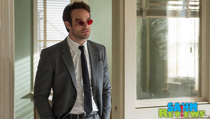Matt Murdock is Marvel's Daredevil. - SahmReviews.com