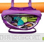 The Modal Concept Tote Bag takes you from home to gym to work. - SahmReviews.com
