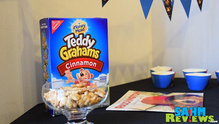 Can't have a movie without snacks! - SahmReviews.com #PaddingtonMovie