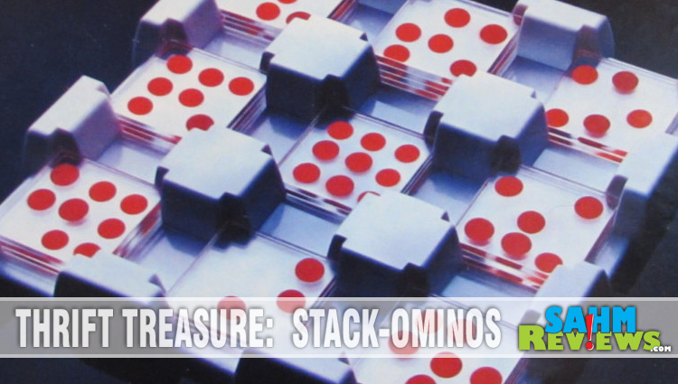 Thrift Treasure: Stack-Ominos