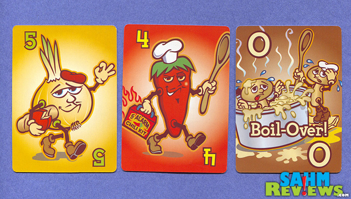 If you can't put the game in the kitchen, at least you can put the kitchen in the game with Too Many Cooks by R&R Games. A twist on Hearts or Spades! - SahmReviews.com