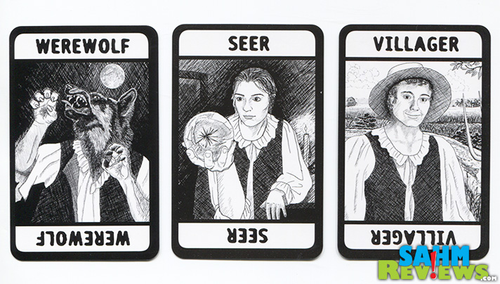 "You know Looney Labs from their Fluxx series. ""Are You a Werewolf?"" is something completely different. You'll never look at your friends the same again. - SahmReviews.com"