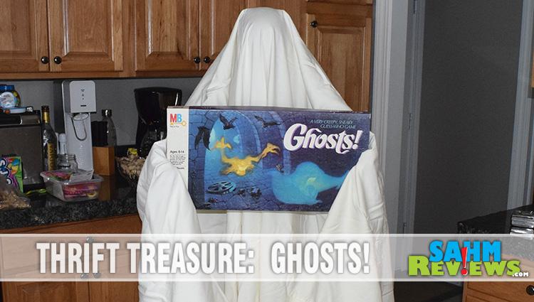 Thrift Treasure: Ghosts!