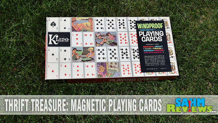 Thrift Treasure: Windproof Playing Cards