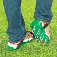 Lawn Care Tips - Aerator Foot Set