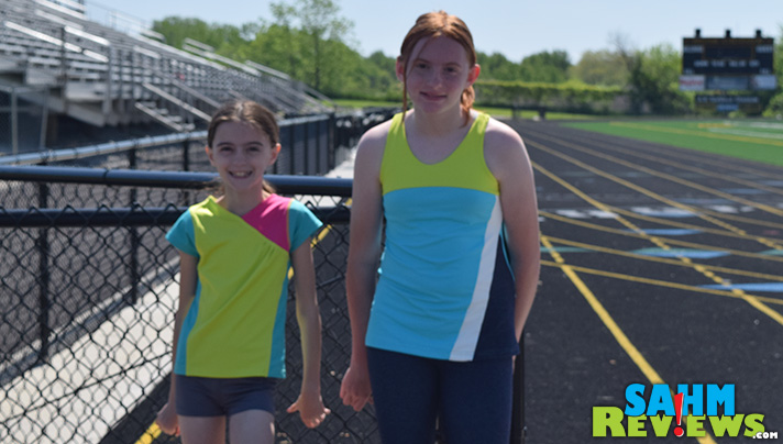 Limeapple offers fashionable, affordable activewear for young girls. - SahmReviews.com