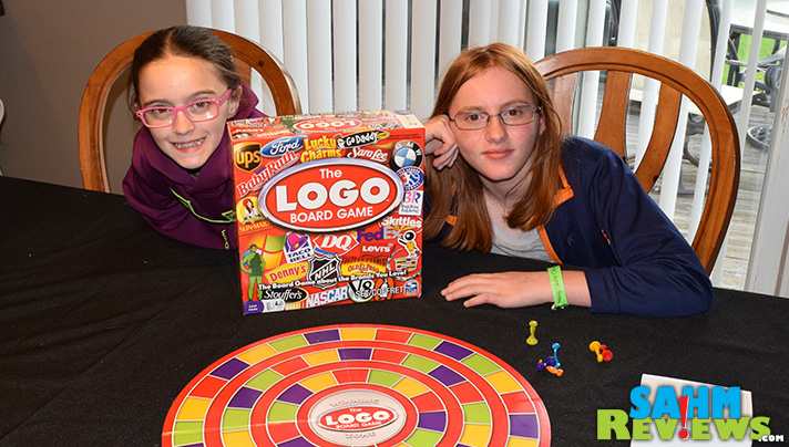 Put your knowledge of brands and logos to the test in Spin Master's Logo Board Game. We take this game through a spin and 'let' the kids win... - SahmReviews.com