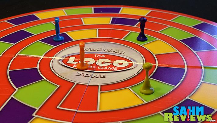Logo Board Game - Winning Zone