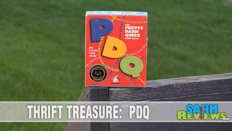 Thrift Treasure: PDQ