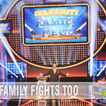 Celebrity Family Feud pits celebrities and their families against each other to win bragging rights and money for charities. - SahmReviews.com #CelebrityFamilyFeud #InsideOutEvent #ABCTVEvent