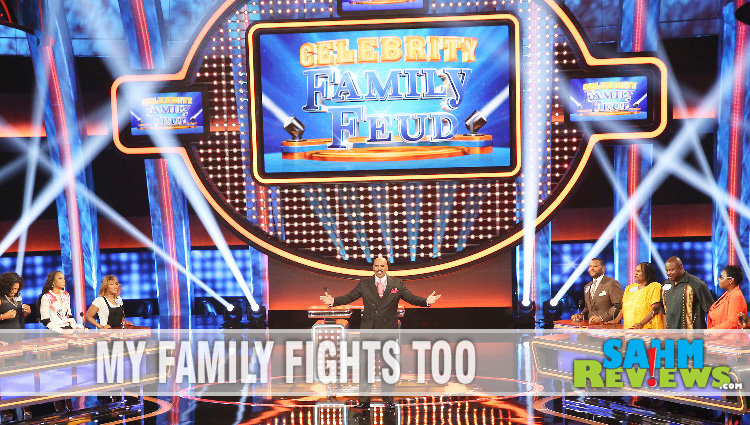Celebrity Family Feud (TV Series 2008– ) - IMDb