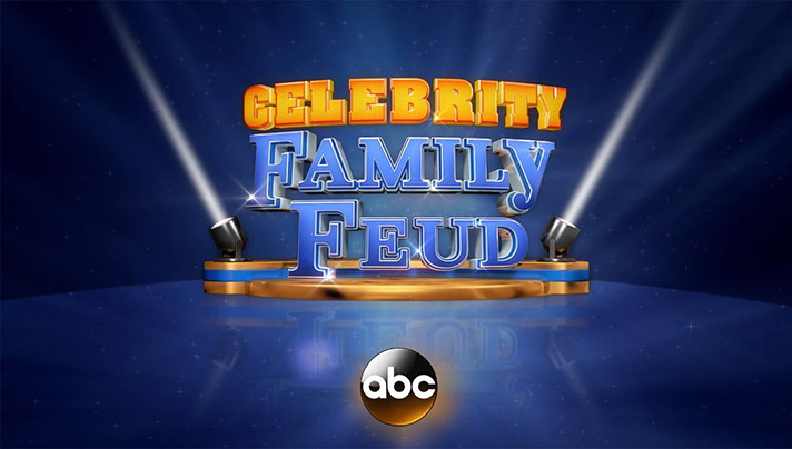 Tune in for Celebrity Family Feud on ABC! - SahmReviews.com