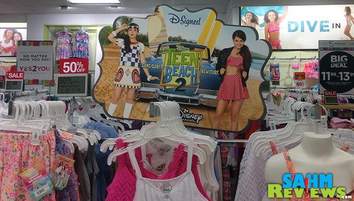 Dress for the part with Teen Beach 2 outfits at Kohl's. - SahmReviews.com