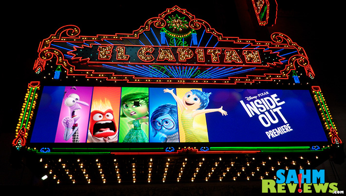 Nicole from SahmReviews.com takes you behind the scenes at the Inside Out Premiere. #InsideOutEvent
