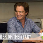 Kyle MacLachlan answers questions about his family, career and Inside Out role in this exclusive interview. - SahmReviews.com #InsideOutEvent