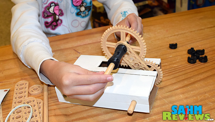 We're always on the lookout for toys and games that are great S.T.E.A.M. learning tools. Maker Studio from ThinkFun is one of the best engineering ones we've found so far! - SahmReviews.com