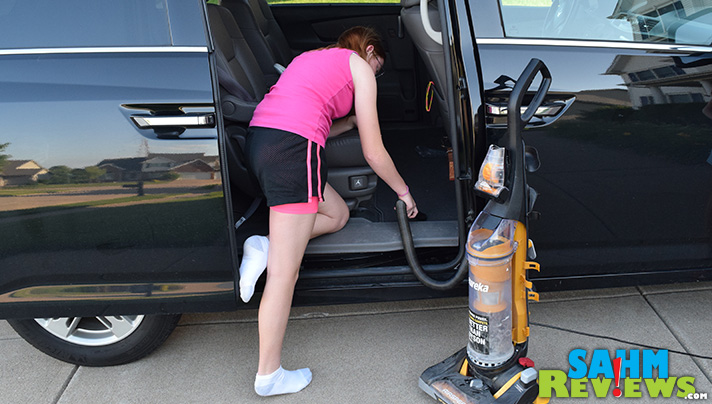 If you're headed out for summer travel by car, utilize these maintenance and cleaning tips to make it more pleasant and event-free! #FueltheLove - SahmReviews.com