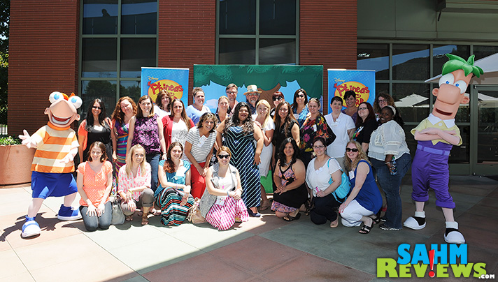 """We had the opportunity to screen The Last Day of Summer then participate in a Q&A Session with Dan Povenmire and Jeff """"Swampy"""" Marsh during the #LastDayofSummer #PhineasandFerbEvent - SahmReviews.com"""