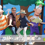 "Had the chance to say goodbye to Phineas and Ferb with Dan Povenmire & Jeff ""Swampy"" Marsh - SahmReviews.com #PhineasandFerbEvent"