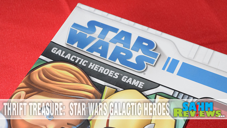 Thrift Treasure: Star Wars Galactic Heroes