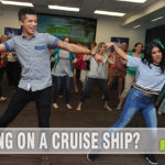 Teen Beach 2 Dance Lessons with Chrissie Fit and Jordan Fisher! - SahmReviews.com #TeenBeach2Event