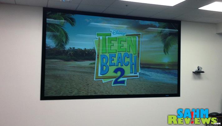 Exclusive Interview with Jordan Fisher & Chrissie Fit from Teen Beach 2 Movie - SahmReviews.com #InsideOutEvent #TeenBeach2Event