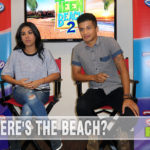 Exclusive Interview with Jordan Fisher & Chrissie Fit from Teen Beach 2 Movie - SahmReviews.com #InsideOutEvent #TeenBeach2Event