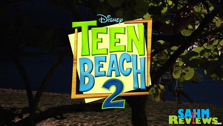 Teen Beach 2 Movie offers a positive message, great music and fun dance scenes. - SahmReviews.com #InsideOutEvent #TeenBeach2Event