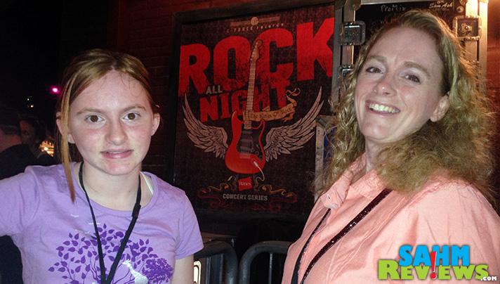Disney Social Media Moms Rock n Roller Coaster - Ready to Board! - SahmReviews.com #DisneySMMC #DisneySide