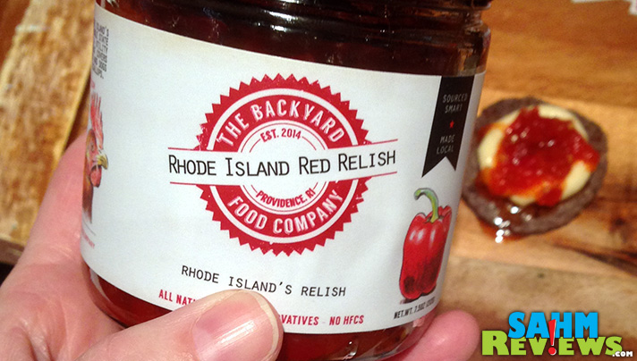 The Backyard Food Company offers high-end relishes and jams. You can find them at Whole Foods. - SahmReviews.com #GettingGorgeous
