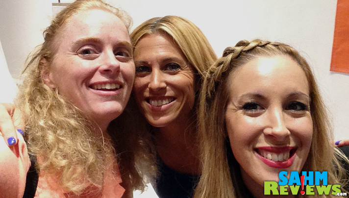 Audrey McClelland and Vera Sweeney are incredibly talented... and they know how to put on an awesome event! - SahmReviews.com #GettingGorgeous