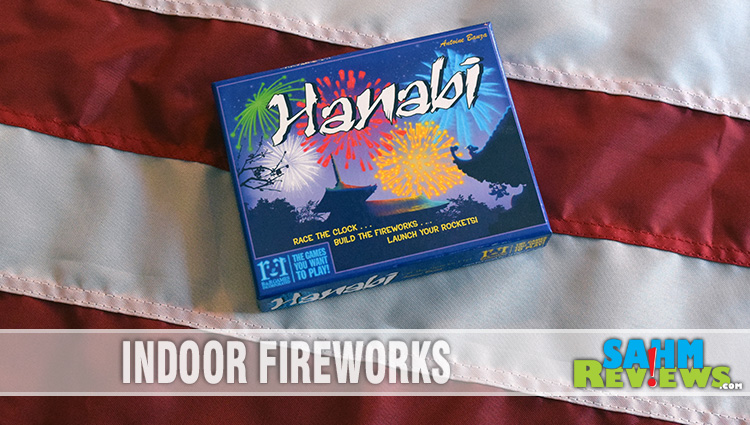 Hanabi Cooperative Card Game Overview