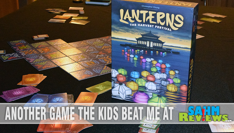 Lanterns: The Harvest Festival Game Overview