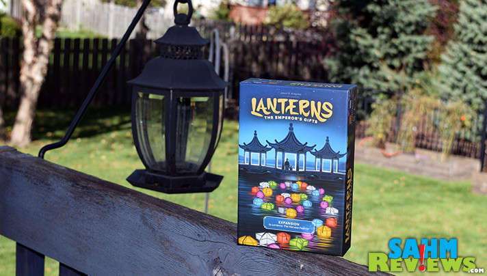 It's been two years and Lanterns got an upgrade! A new publisher and new content in Lanterns - The Emperor's Gifts! - SahmReviews.com