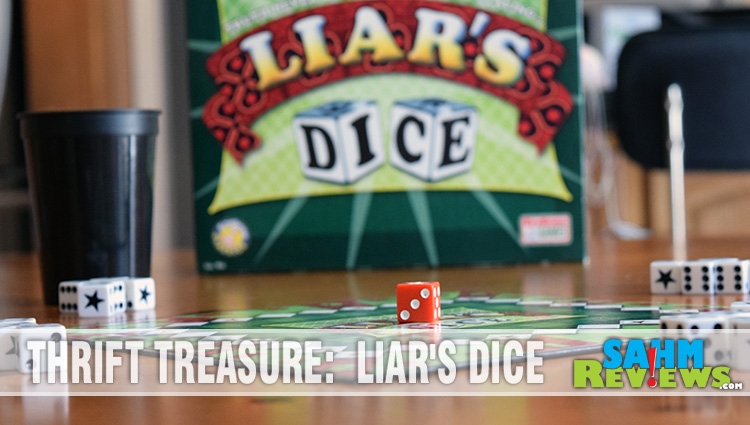 Thrift Treasure: Liar's Dice