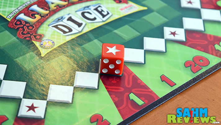 Teaching your kids how to lie and bluff? That's a good thing? We thought so when we taught them Liar's Dice - our latest Thrift Treasure find! - SahmReviews.com