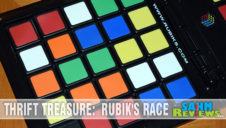 Thrift Treasure: Rubik's Race