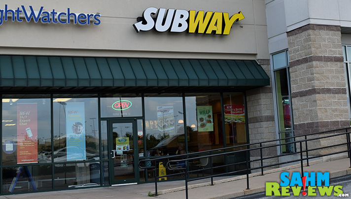 SUBWAY® are giving back by supporting Living Lands and Waters. - SahmReviews.com #YouShareWeShare