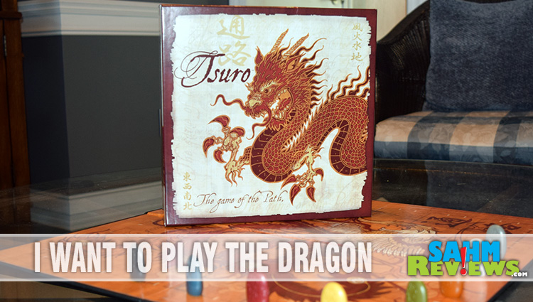 Tsuro Tile-Laying Game Overview