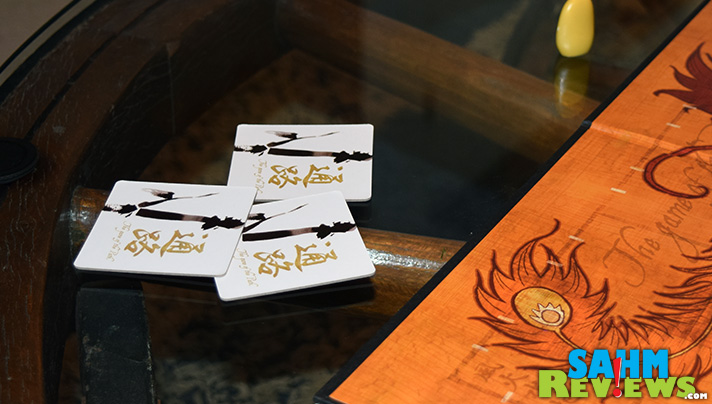 An award-winning title from great game makers Calliope Games, Tsuro is not only quick to play, but very quick to learn. Mastering it may be another thing... - SahmReviews.com