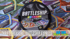 Thrift Treasure: Battleship Express