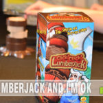 Why would a hobby-game-loving adult wait in line to buy a kid game? We didn't understand why Click Clack Lumberjack was getting all the Gen Con attention. - SahmReviews.com