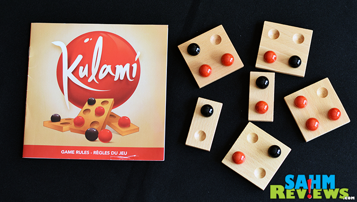 These two abstract games from FoxMind will be more than enough challenge for you and a friend. See why they should be the next games in your collection! - SahmReviews.com