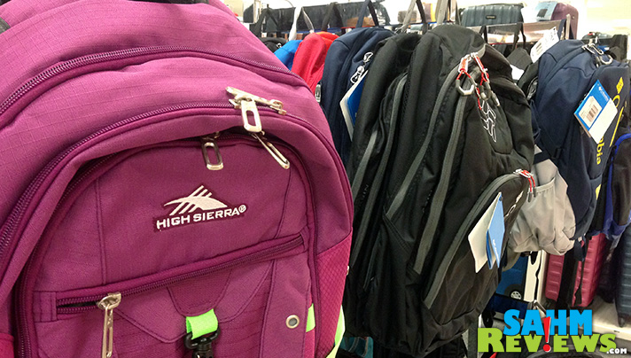 Need a new backpack? Good selection of styles at Kohl's. - SahmReviews.com