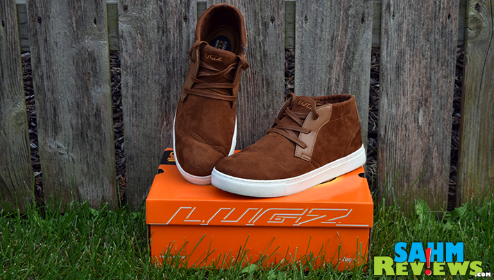 Go for a little color in your closet with some of the latest footwear from Lugz. - SahmReviews.com