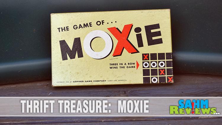 Thrift Treasure: Moxie