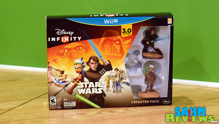 Disney Infinity 3.0 includes characters from all over the Disney umbrella including Star Wars! - SahmReviews.com