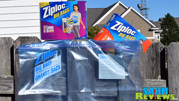 These giant storage bags are perfect for quarantining during lice cleanup. - SahmReviews.com