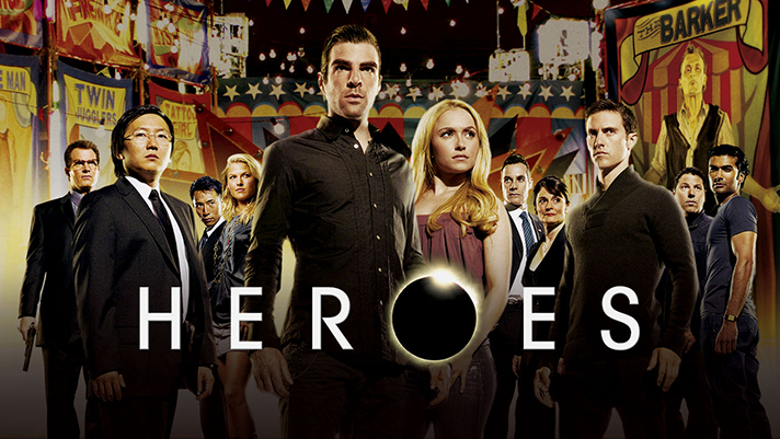 Excited about Heroes Reborn but wish you had watched the original? Netflix has you covered. - SahmReviews.com #StreamTeam